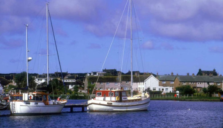 Glasson Basin