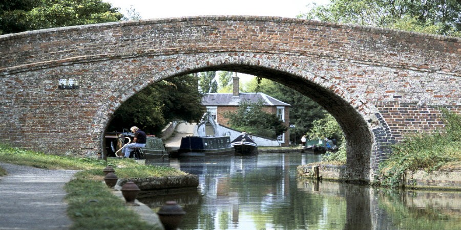 Braunston Marina, Grand Union Canal