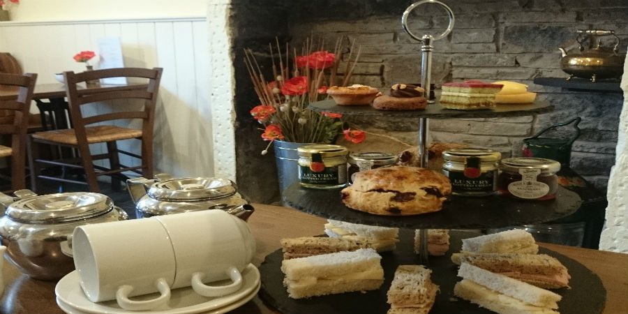 Afternoon Tea at Standedge Tunnel & Visitor Centre
