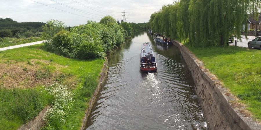 Photo of nottingham - Beeston Canal