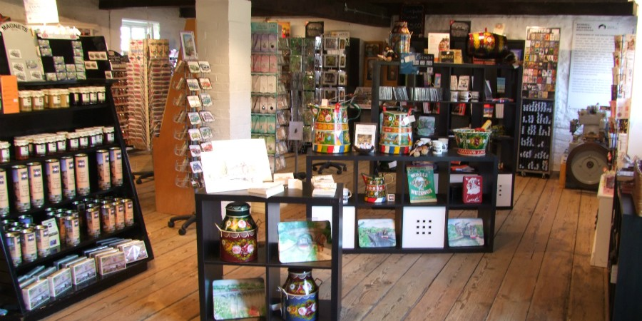 Canal Museum shop