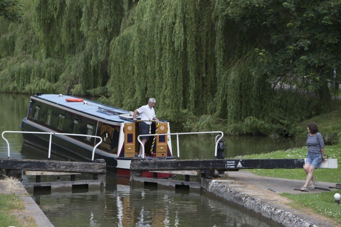 Locks at Berkhamstead