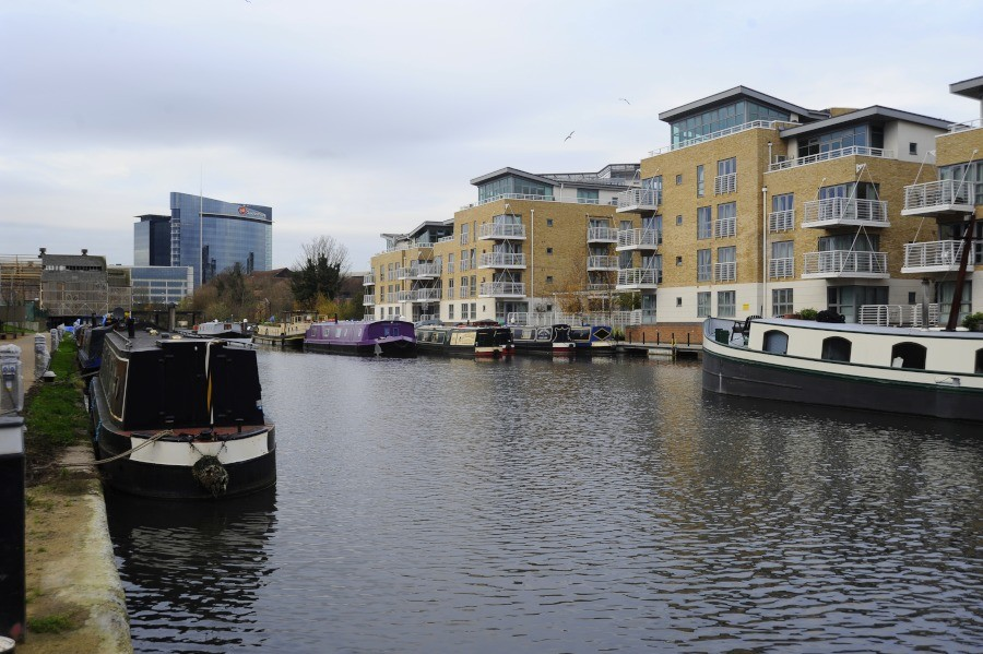 Brentford basin