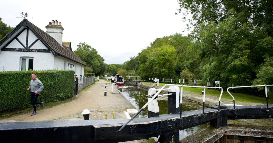 The Lock keepers cottage Denham