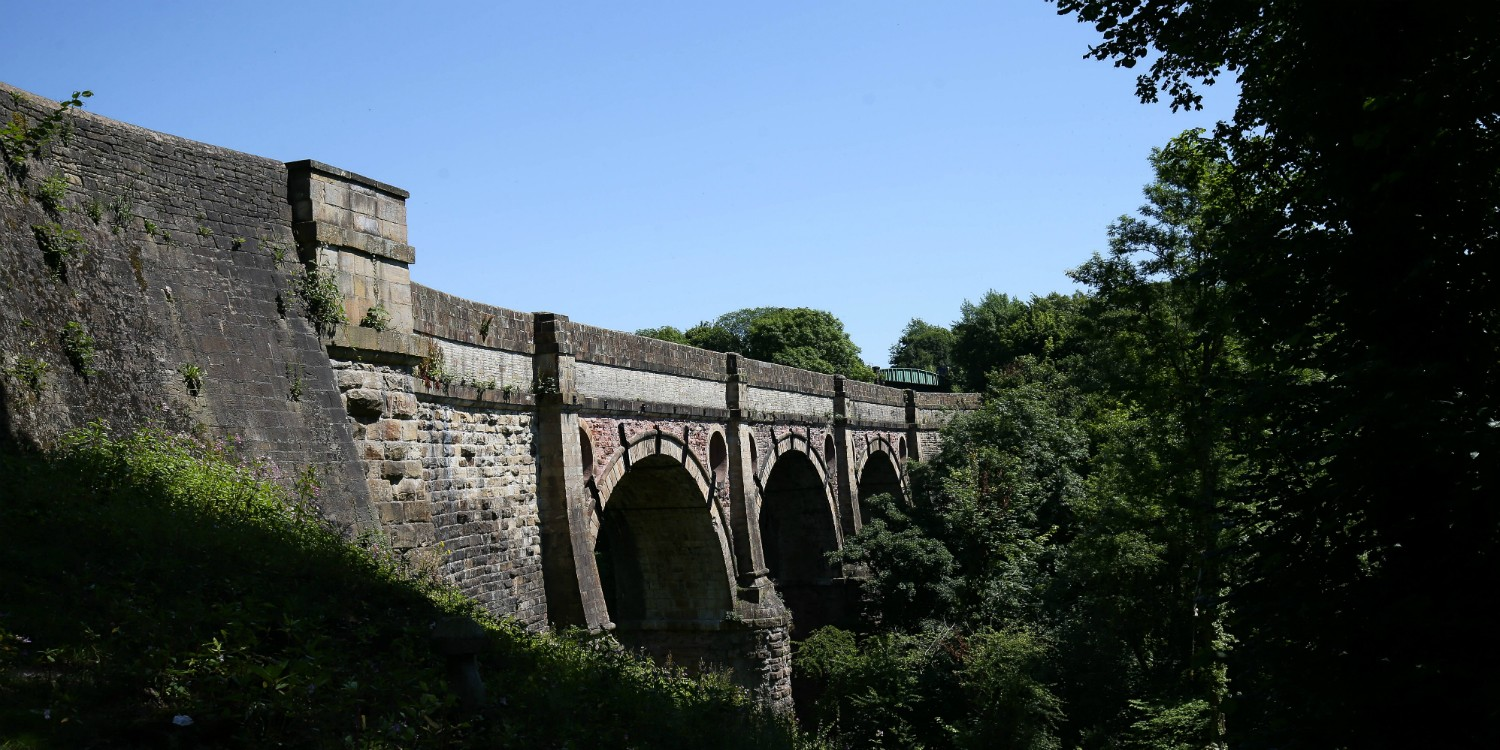 Marple Aqueduct courtesy Getty Images