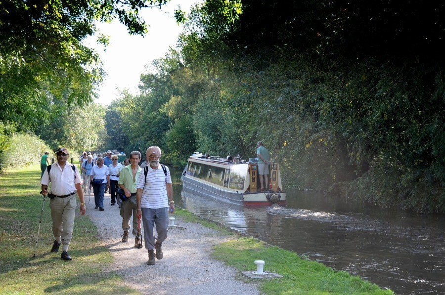 Walkers at Fradley
