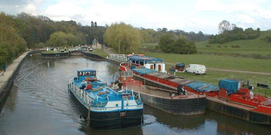 Sprotbrough Lock