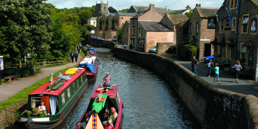 Skipton, Leeds & Liverpool Canal
