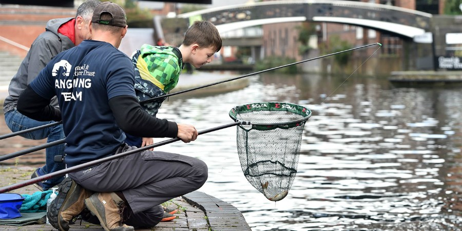Let's fish in Birmingham