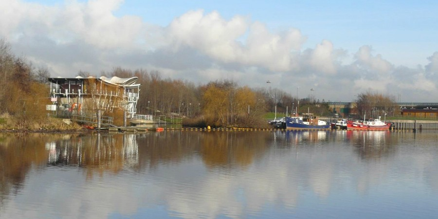 Watersports Centre, River Tees