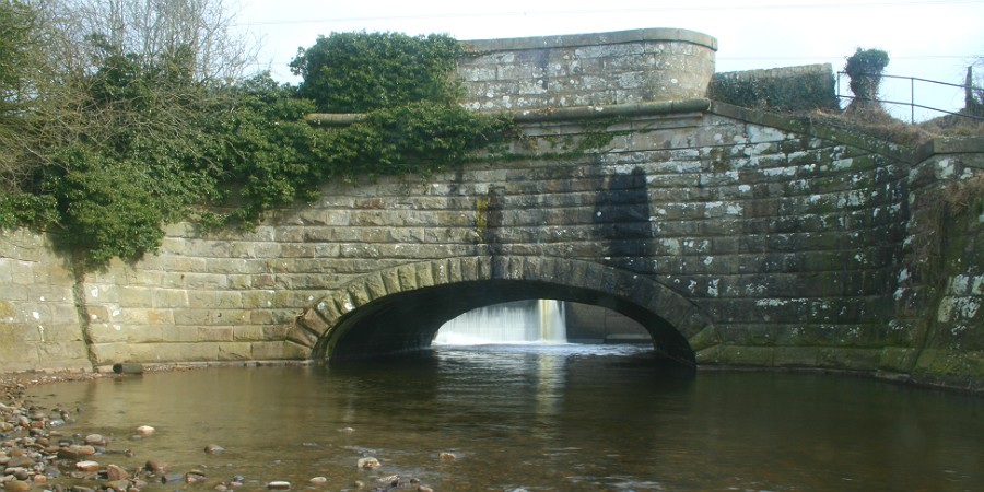 Brock Aqueduct near Bilsborrow