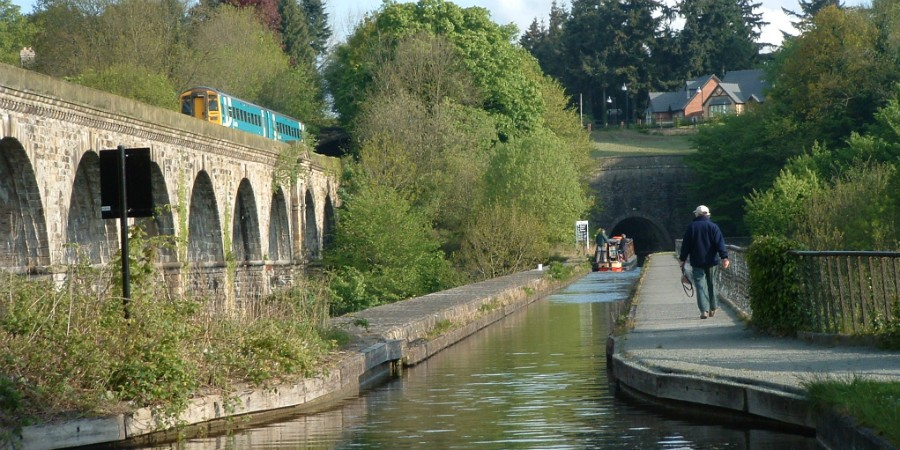 Chirk Aqueduct | Places to visit | Canal & River Trust