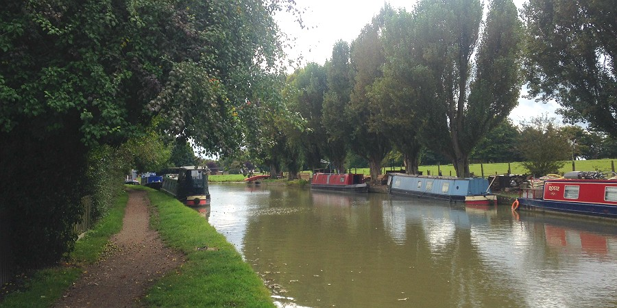 Moorings at Cosgrove