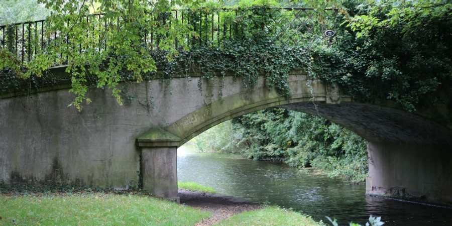 The bridge at Drakeholes