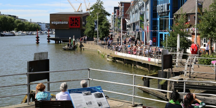 Brayford Pool, Lincoln