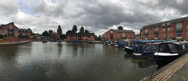 Across Market Harborough basin courtesy Steve Goddard