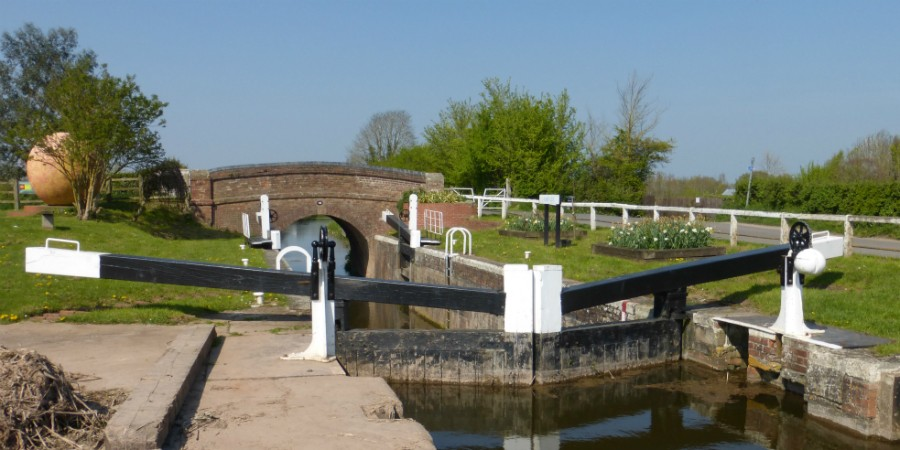 Maunsel Locks
