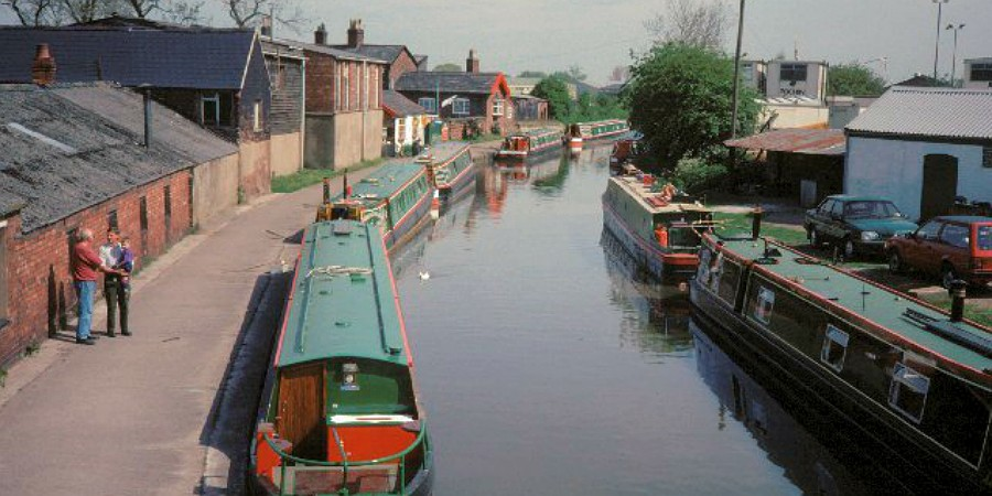 Middlewich Canal Wharf
