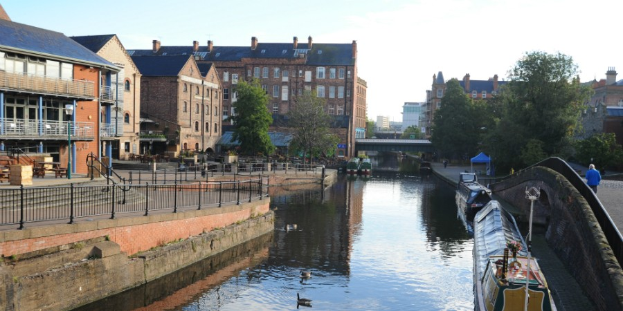 Castle Wharf, Nottingham, place to visit
