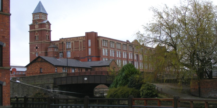 Trencherfield Mill, Wigan