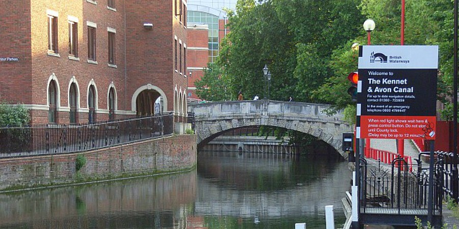 Bridge at Reading