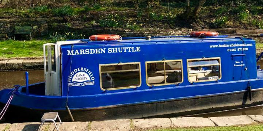 Standedge Tunnel: the Marsden Shuttle