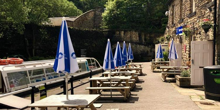 Watersedge Cafe at Standedge Tunnel