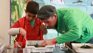 Explorer education volunteers - bringing canals & rivers alive for children