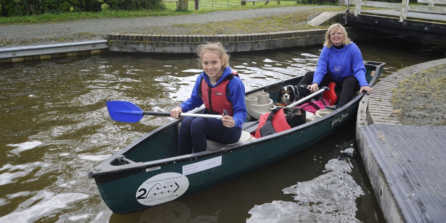 Canoe licence   Canal & River Trust   Canal & River Trust