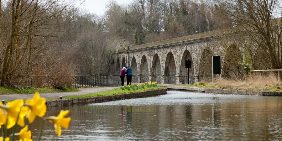 North Wales Amp Borders Waterways Our Regions Canal