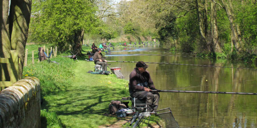 Canal Championships on the Shropshire Union Canal