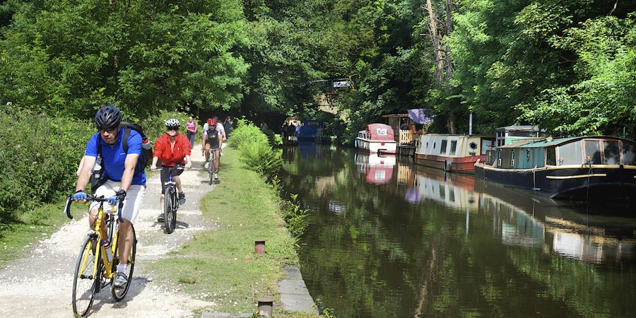 Canal Cycle Routes Canal Path Cycling Canal River Trust