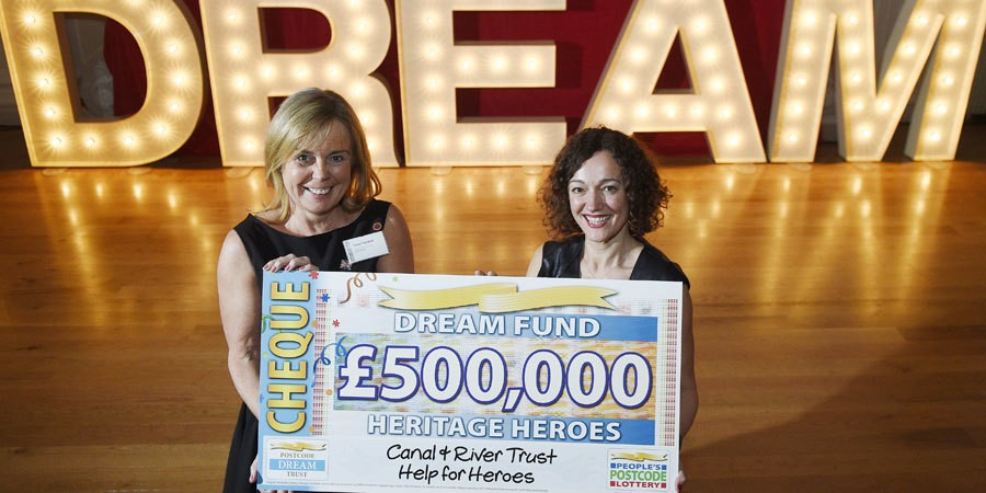 People's Postcode Lottery's 'Dream Fund'