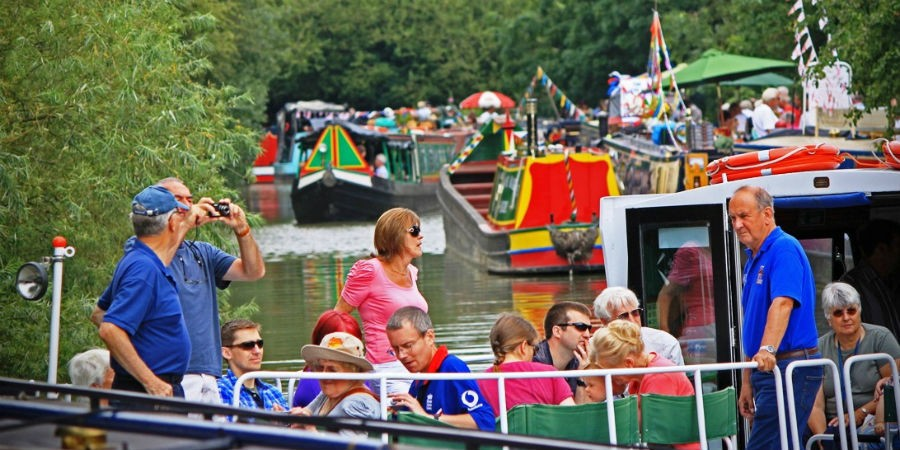 Blisworth Canal Festival