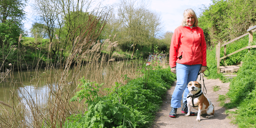 Shirley Humans of the waterways