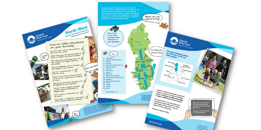 Free regional guides