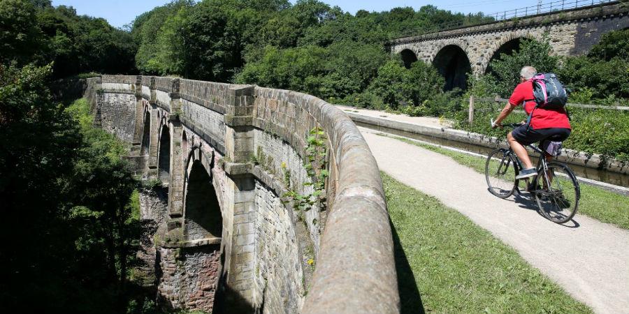 Marple Locks | Canal & River Trust