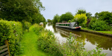 Planning your route in advance will help you find good mooring spots