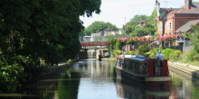 Grand Union Canal at Berkhamsted