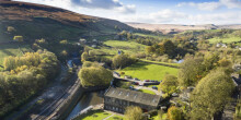 Standedge from the air