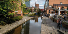 North West Region, Manchester and the Rochdale Canal