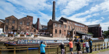 Middleport on the Trent & Mersey Canal