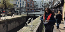 Boat Licence Support Officer at Camden Lock