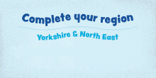 Complete your region: Yorkshire