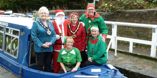 Santa Cruises in Retford
