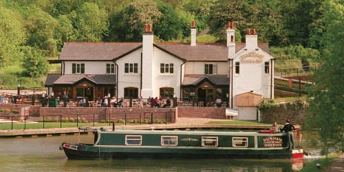 Foxton Locks Inn