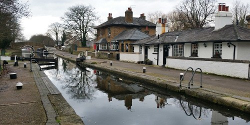 Photo of Cowley Lock