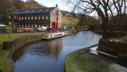 Photo of Standedge tunnel visitor centre
