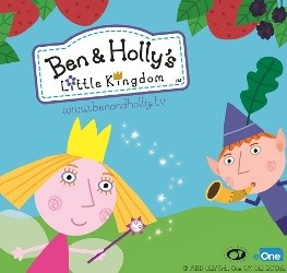 Ben & Holly from Ben & Holly's Little Kingdom