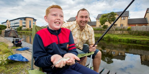 North west roadshow: Let's Fish